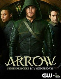 Стрела 1 сезон / Arrow 1 season